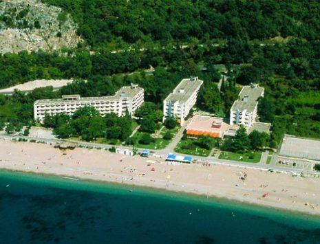 відпочинок на морі, відпочинок чорногорії