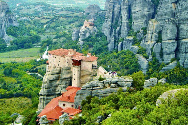 тури в грецію, відпочинок в греції
