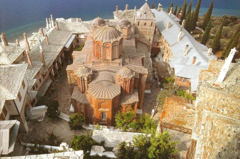 паломницькі тури, паломницьки тури в грецію, гора афон в греції