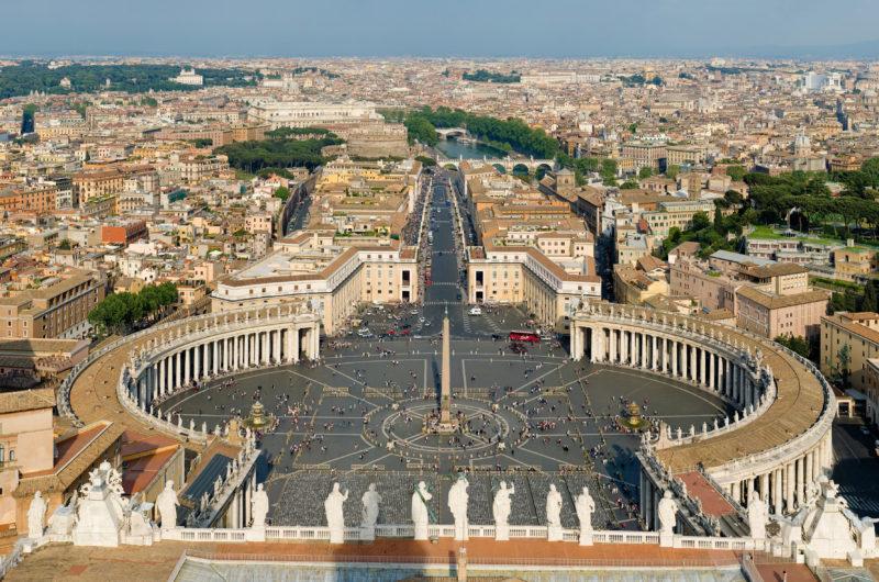 паломнийцький тур в італію, рим паломницький, поїхати в тур до риму