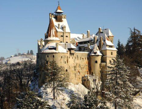 тури в румунію, замок дракули, поїхати в румунію