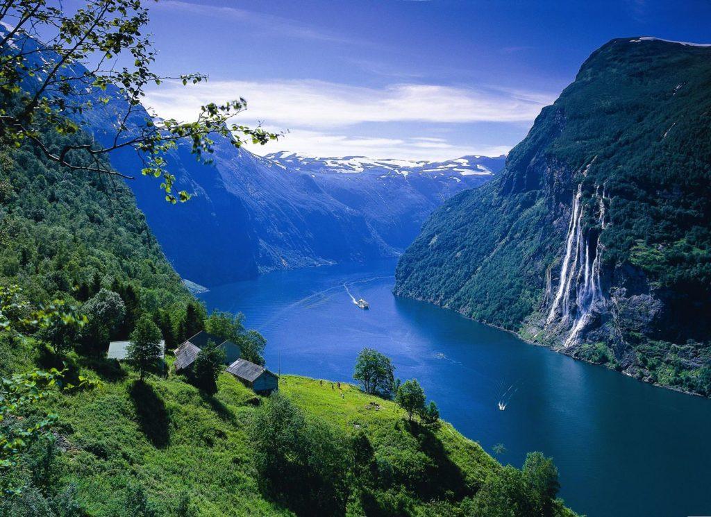 тури в скандінавію, поїхати в норвегію, данію, швецію