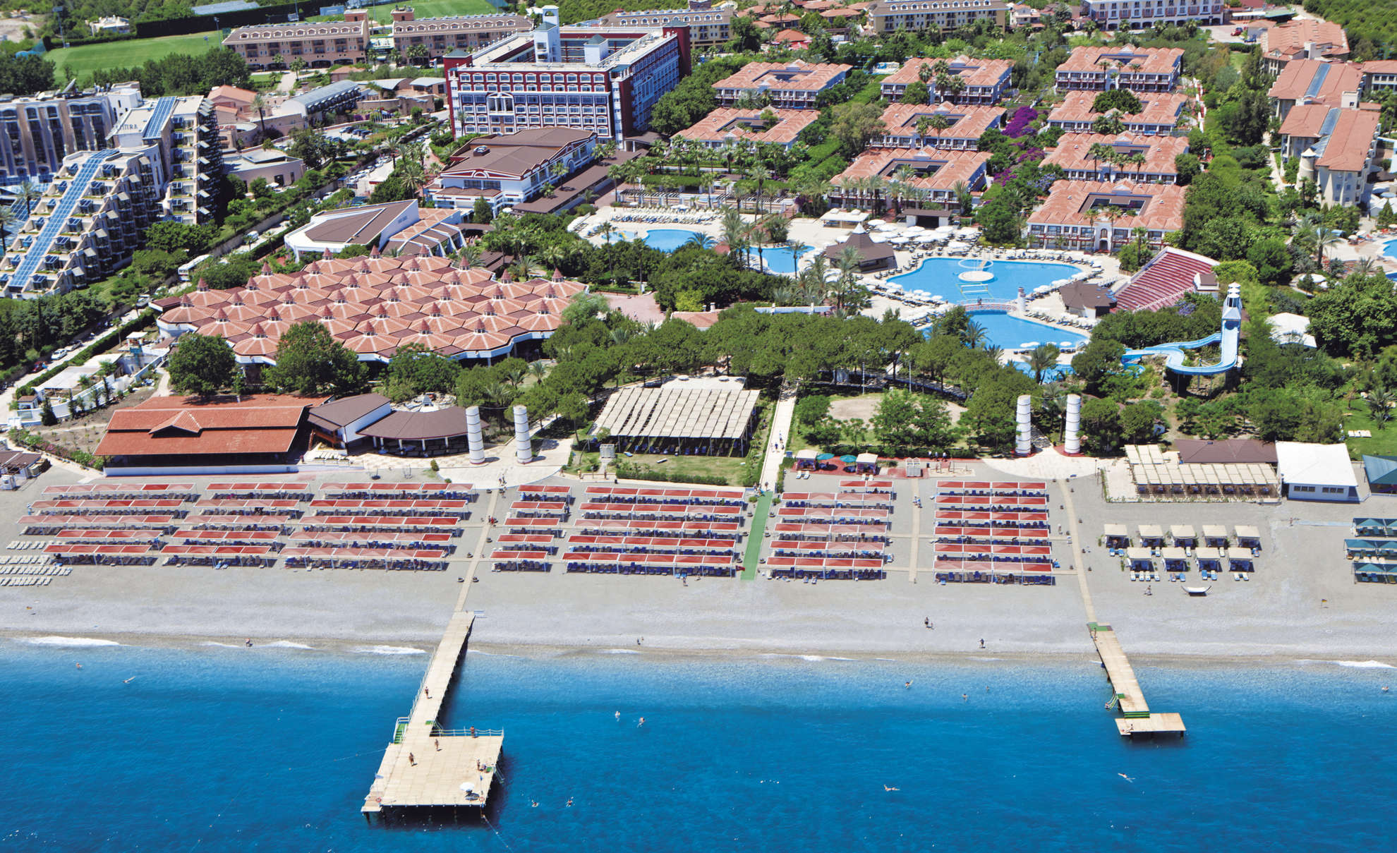 ТУРЦИЯ ИЗ САРАТОВА Pgs Hotels Kiris Resort 5* от 48700 рублей